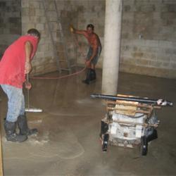 Betonvloeren vloer beton polieren