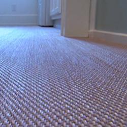 Geweven kunststofvloer: vloer van geweven PVC