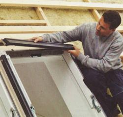 Zelfregelende ventilatie voor dakvensters